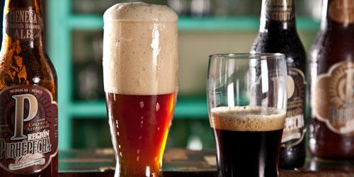 Cerveza-purhepecha